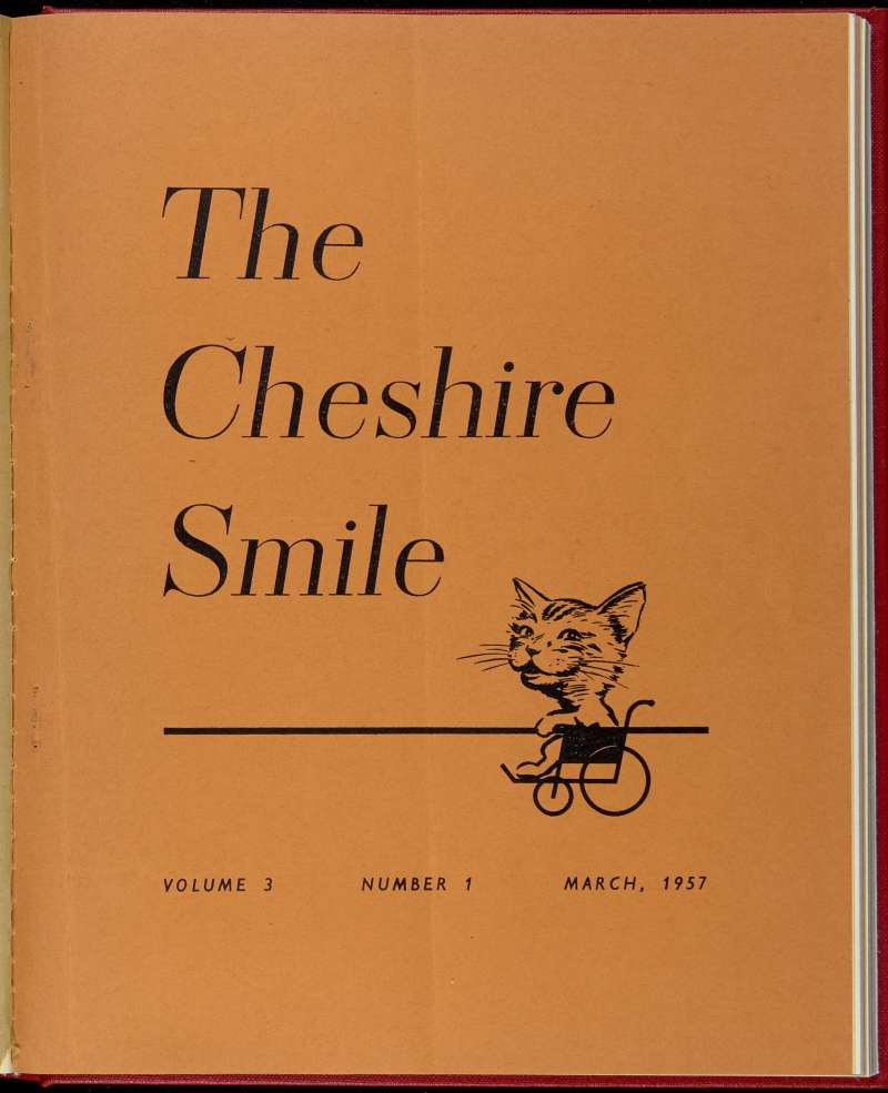 Cheshire Smile March 1957