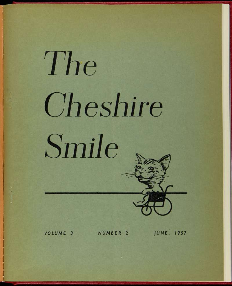 Cheshire Smile June 1957