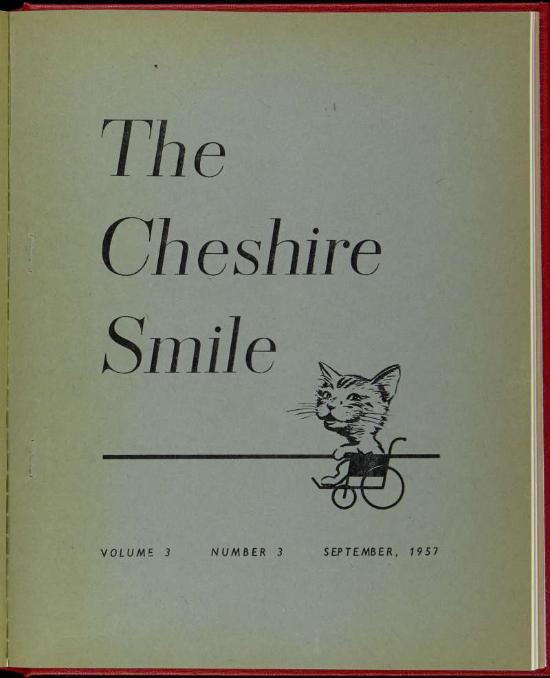 Cheshire Smile September 1957