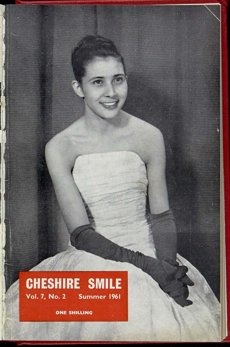 Cheshire Smile Summer 1961