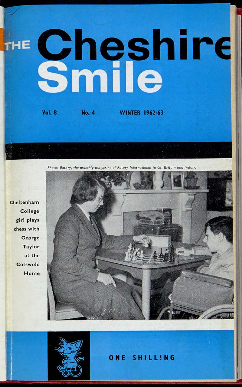 Cheshire Smile Winter 1962