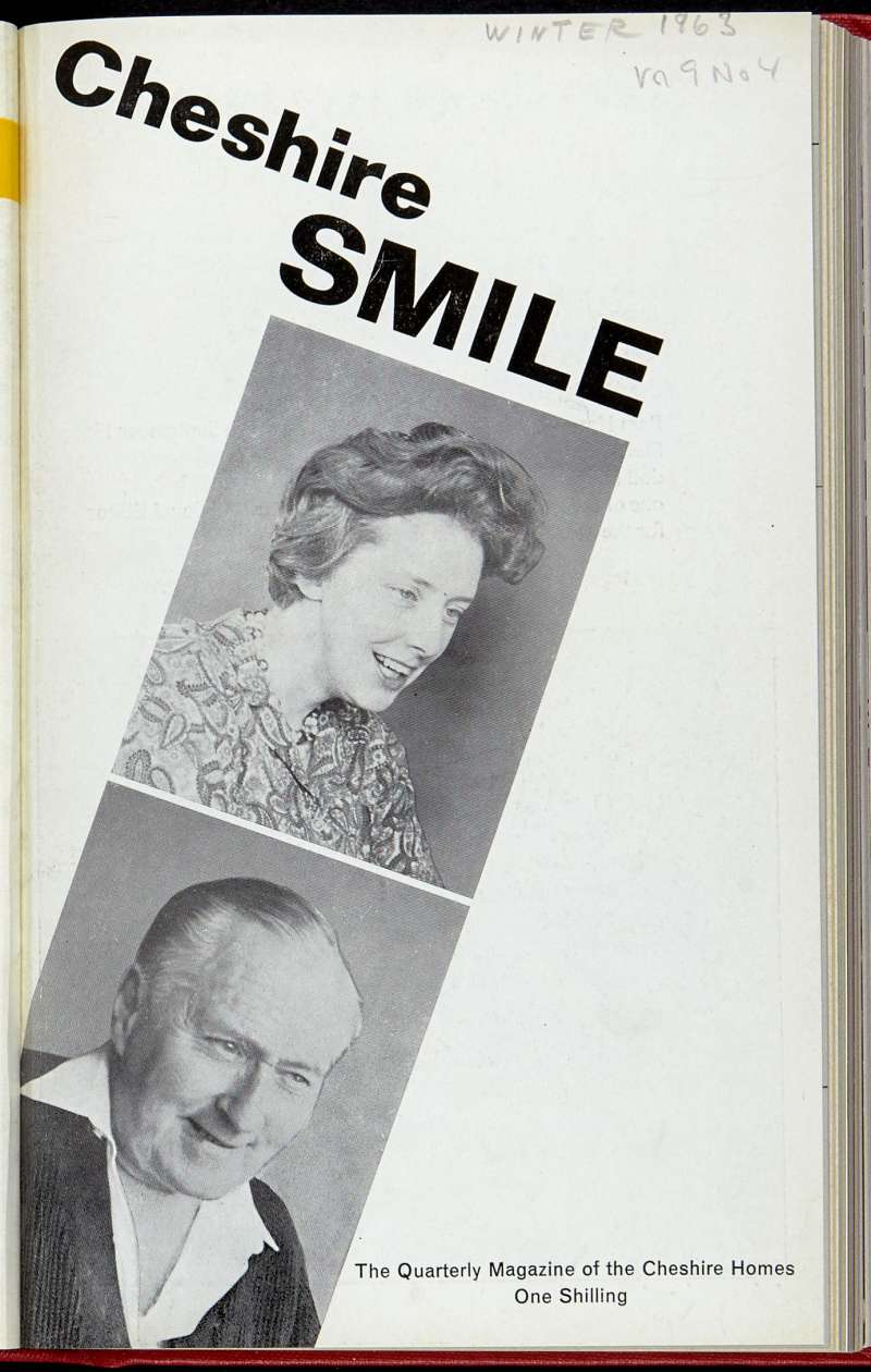 Cheshire Smile Winter 1963
