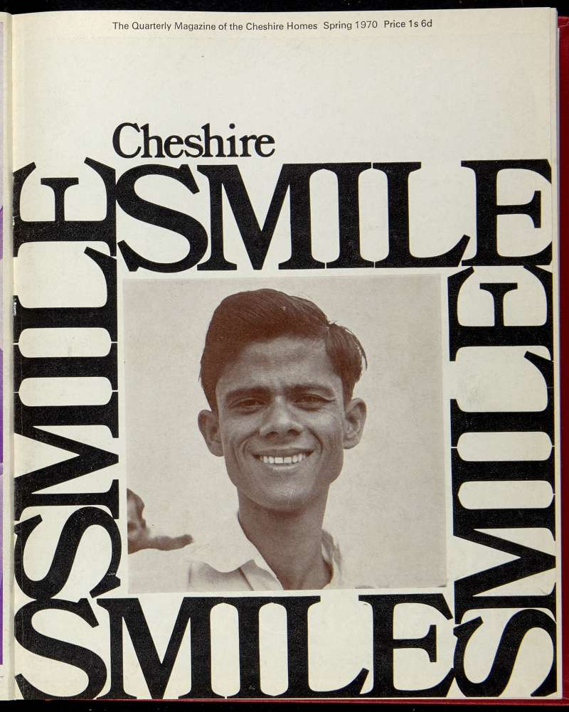 Cheshire Smile Spring 1970