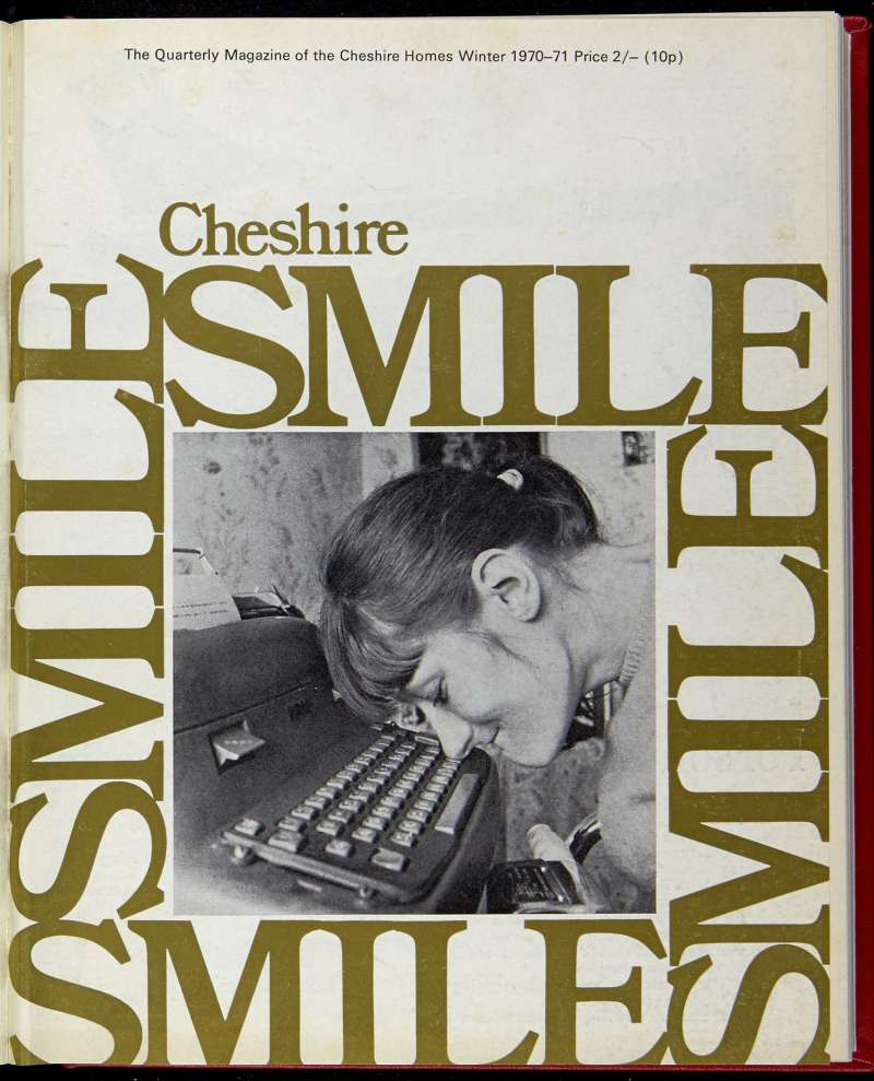Cheshire Smile Winter 1970