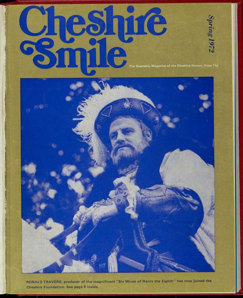 Cheshire Smile Spring 1972