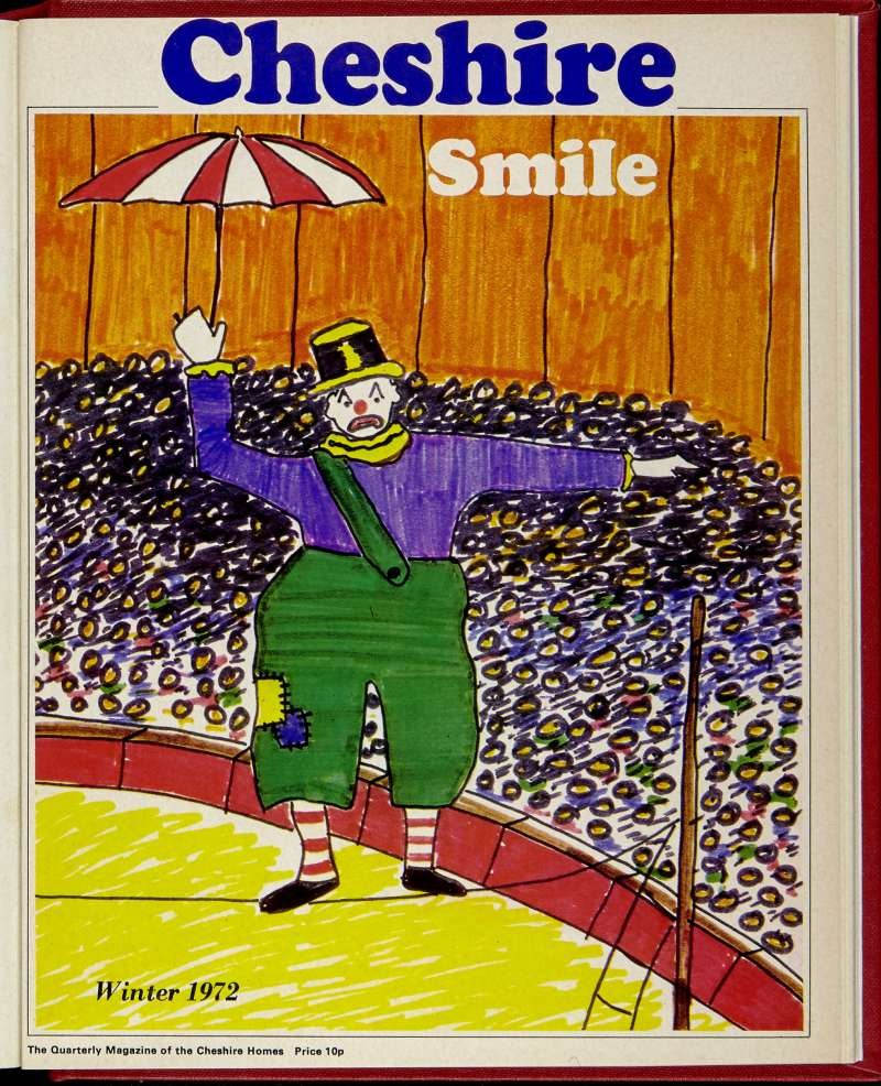 Cheshire Smile Winter 1972