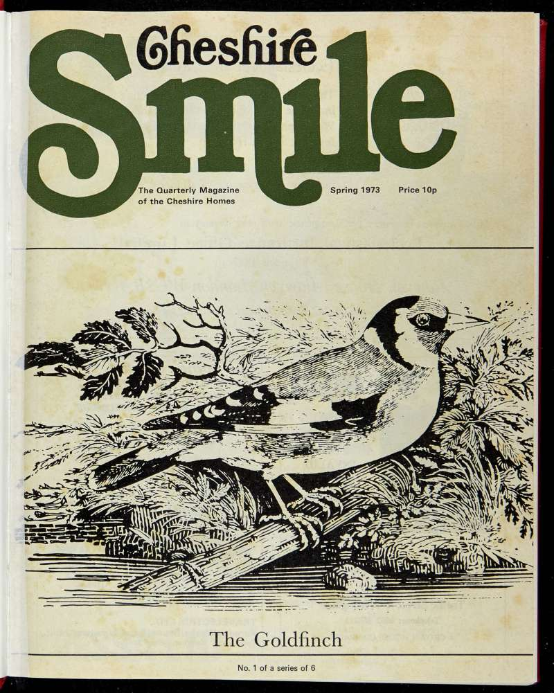 Cheshire Smile Spring 1973