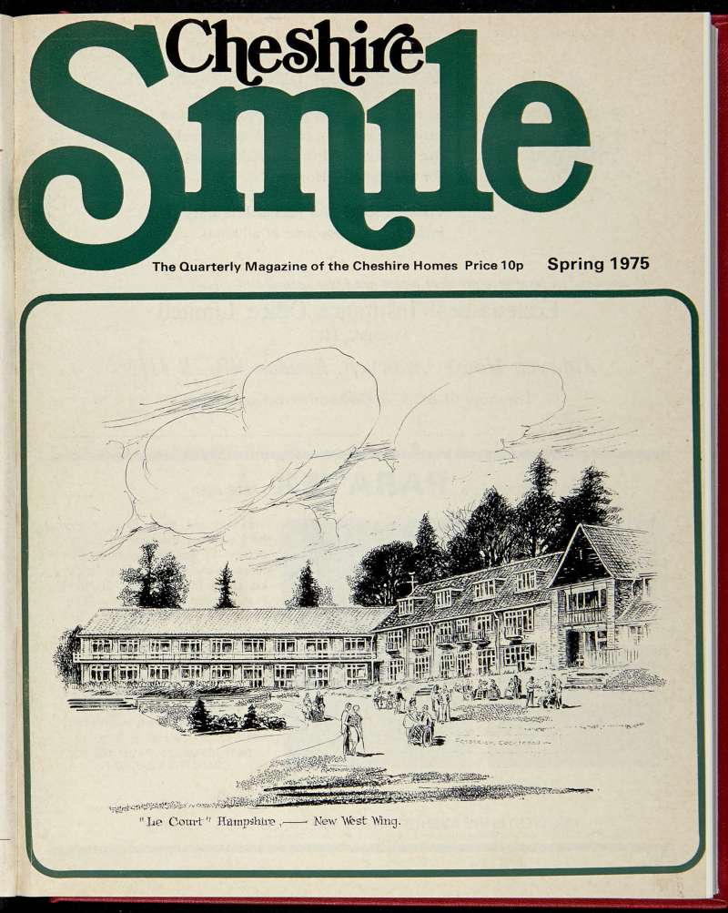 Cheshire Smile Spring 1975