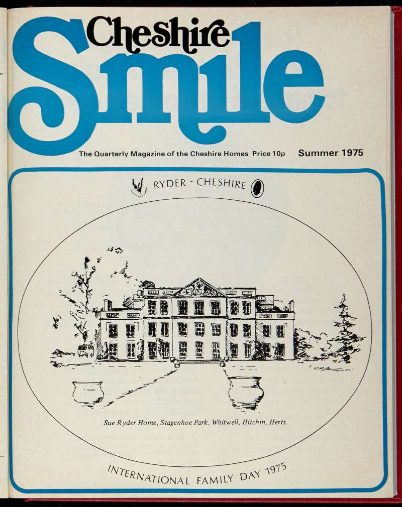 Cheshire Smile Summer 1975