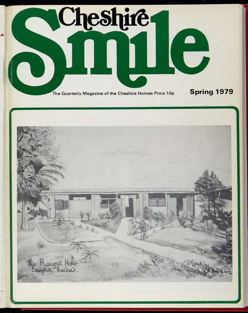 Cheshire Smile Spring 1979