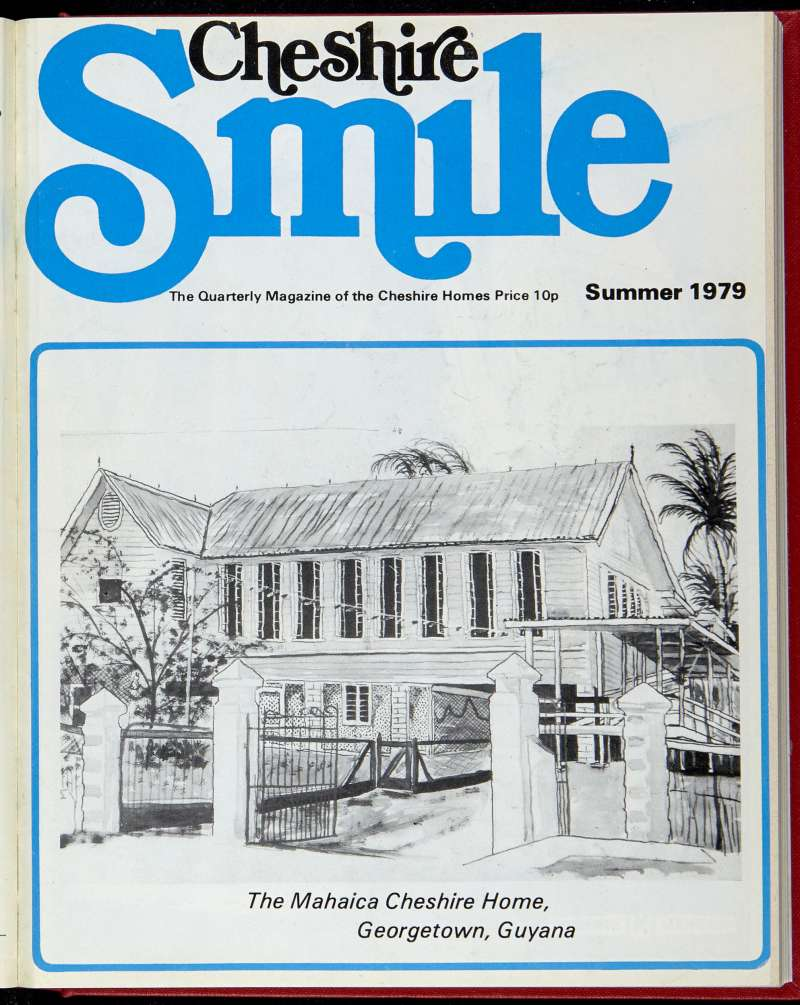 Cheshire Smile Summer 1979