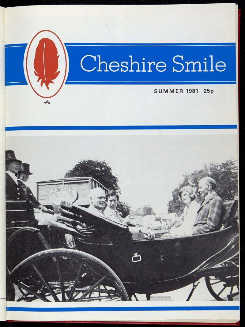 Cheshire Smile Summer 1981