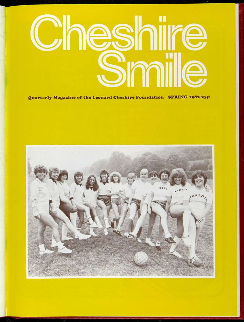 Cheshire Smile Spring 1982