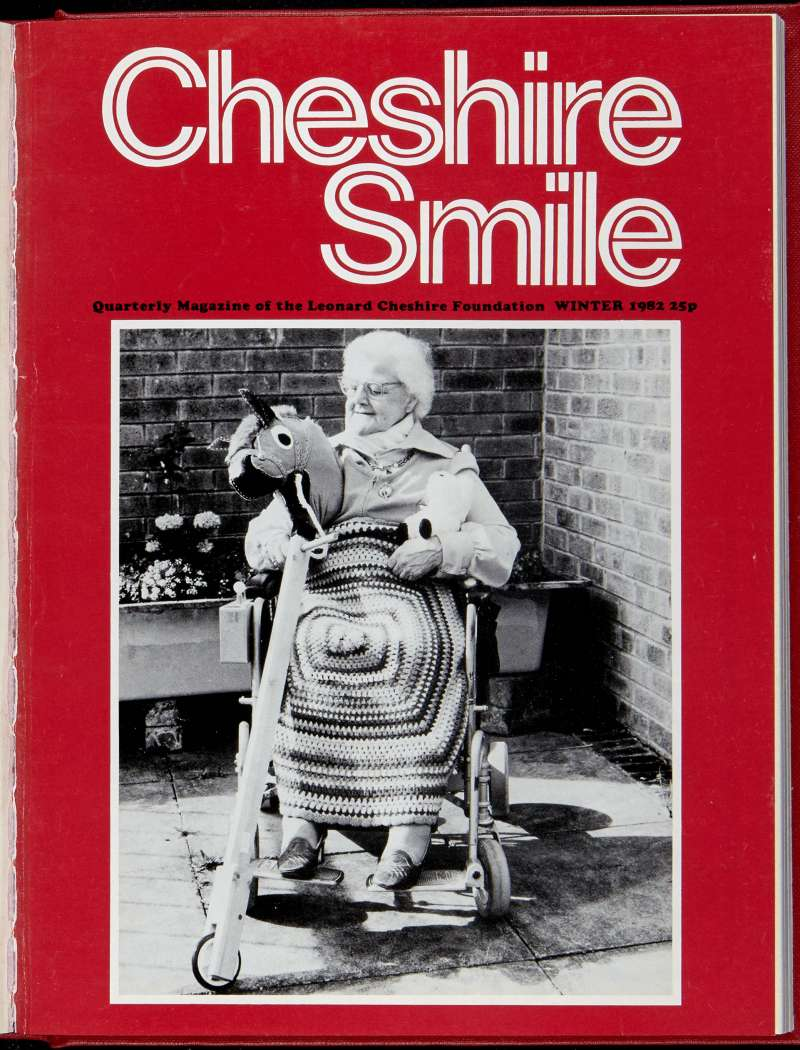 Cheshire Smile Winter 1982