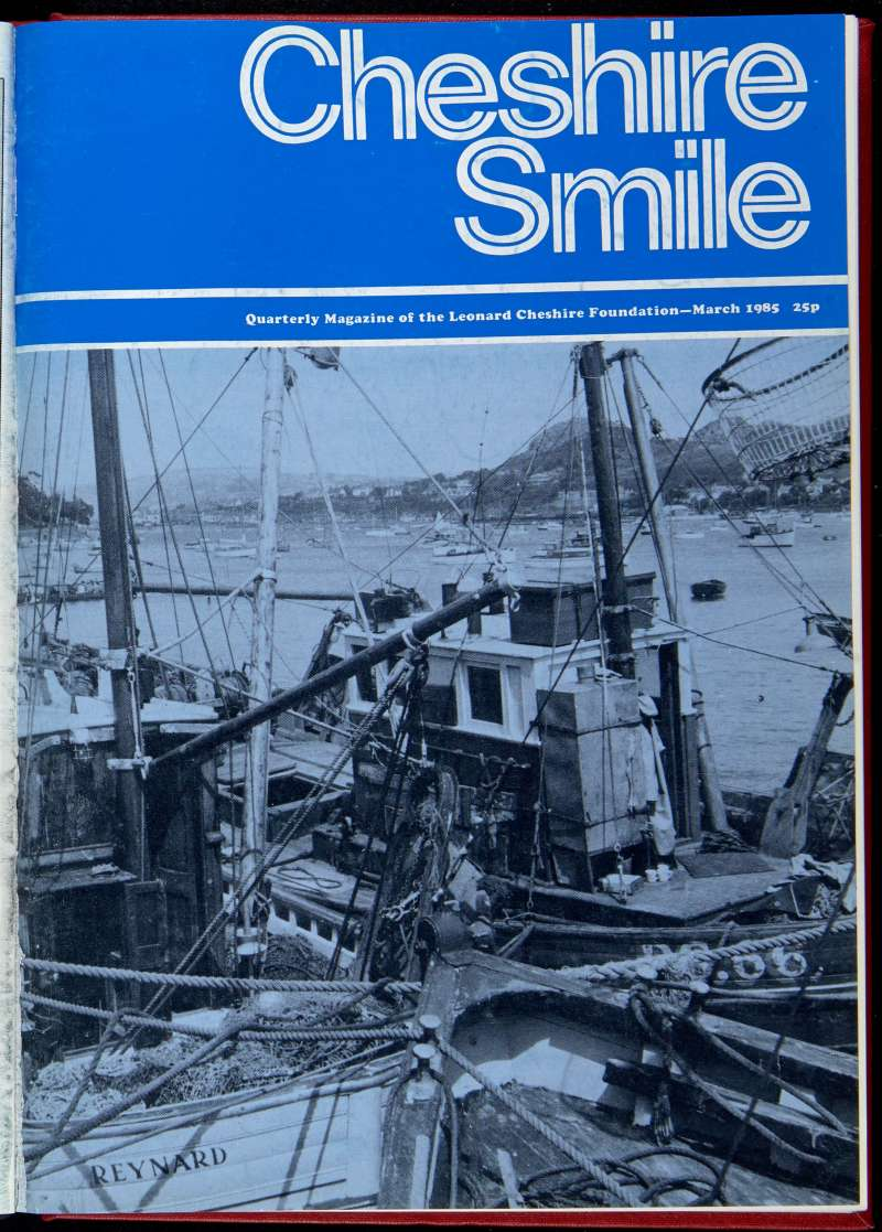 Cheshire Smile March 1985
