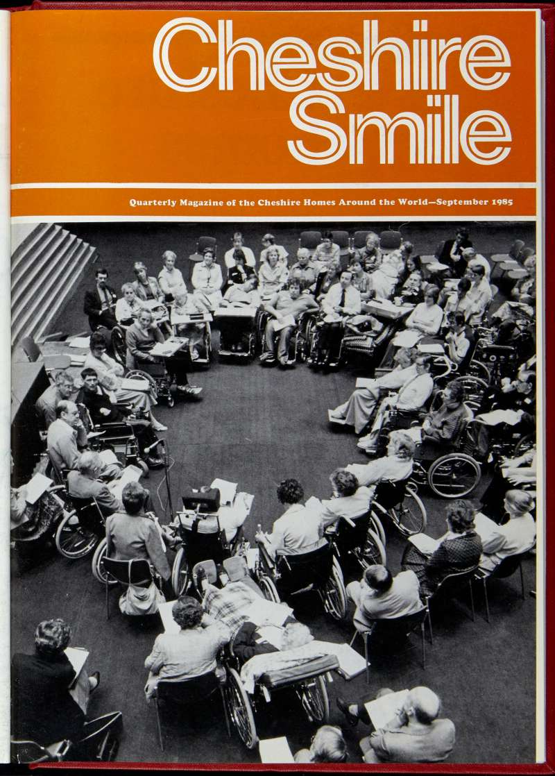Cheshire Smile September 1985