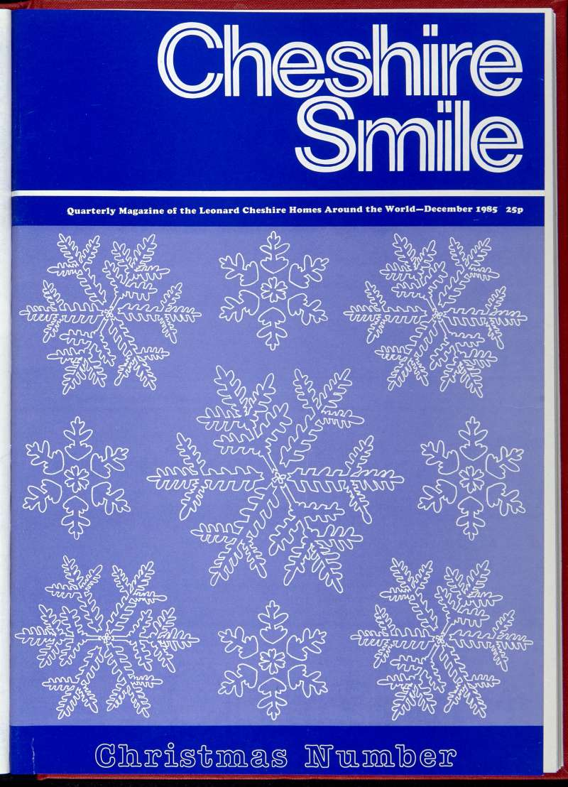 Cheshire Smile December 1985