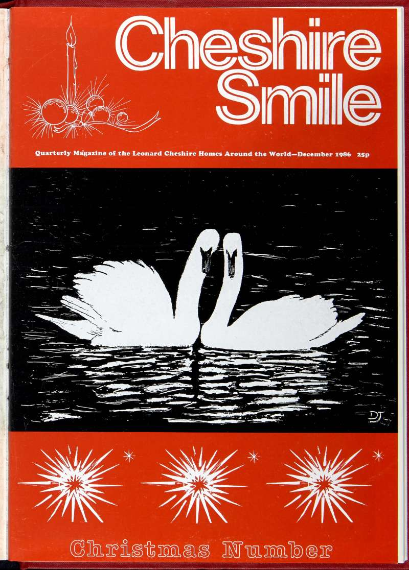 Cheshire Smile December 1986