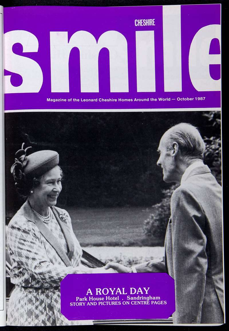 Cheshire Smile October 1987