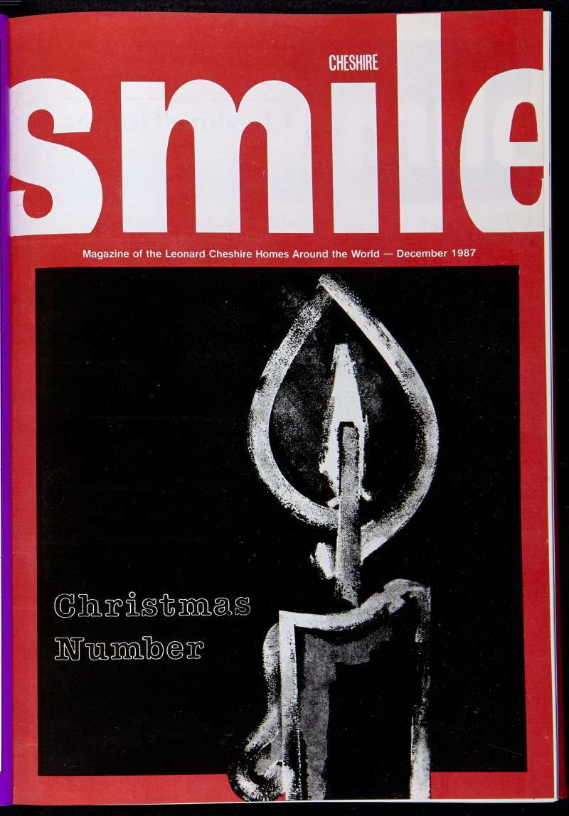 Cheshire Smile December 1987