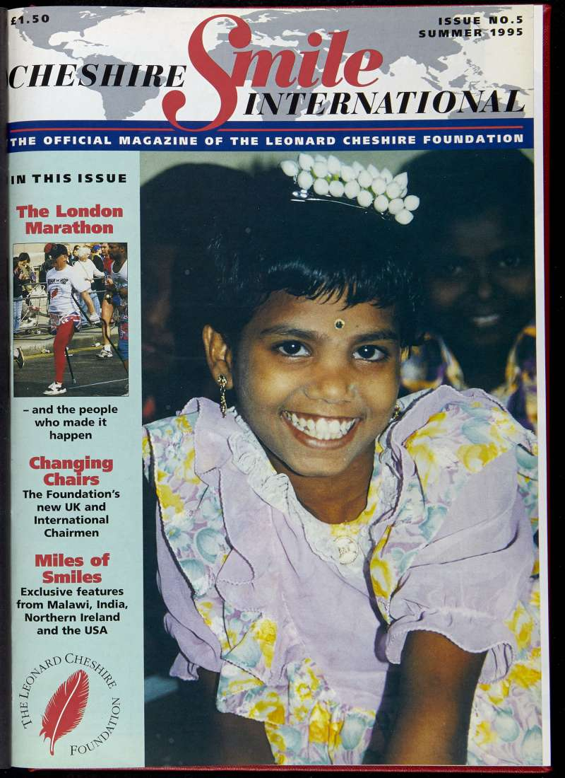 Cheshire Smile International Summer 1995