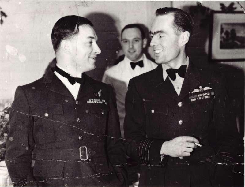 Leonard and Jock Moncrieff