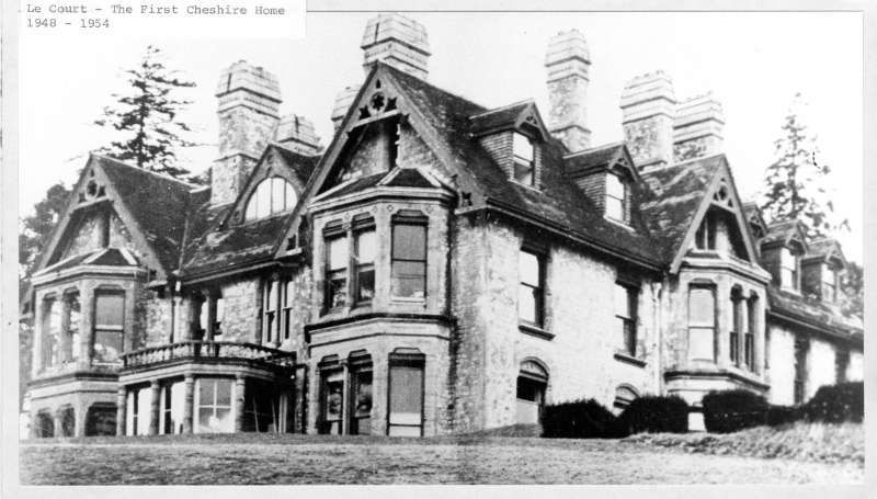 Le Court – The first Cheshire Home
