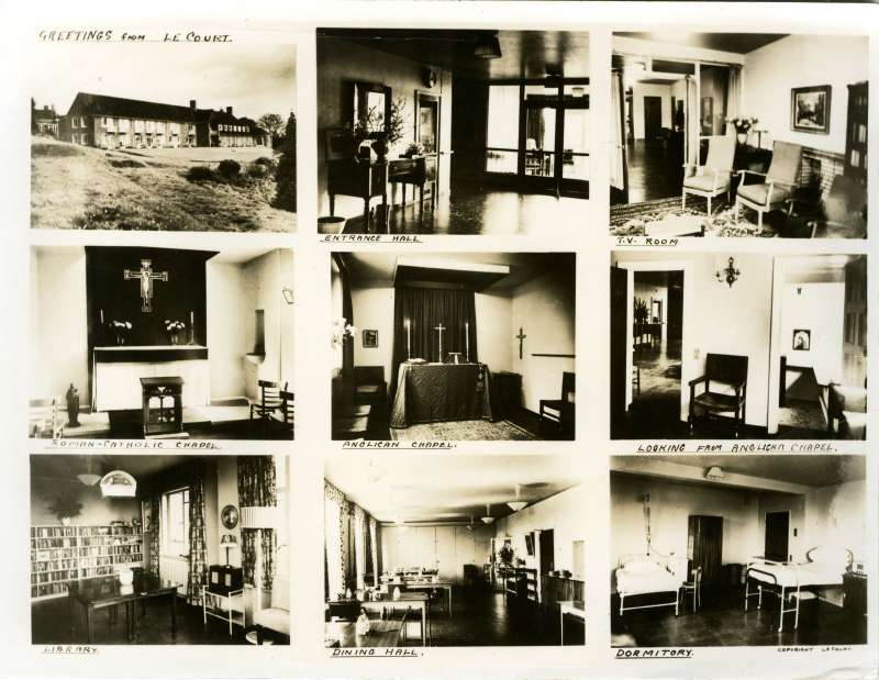 Nine Views of Le Court