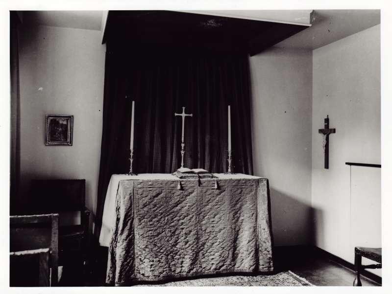Chapel at Le Court
