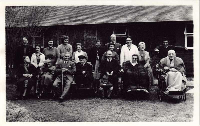 Hydon Hill group photo