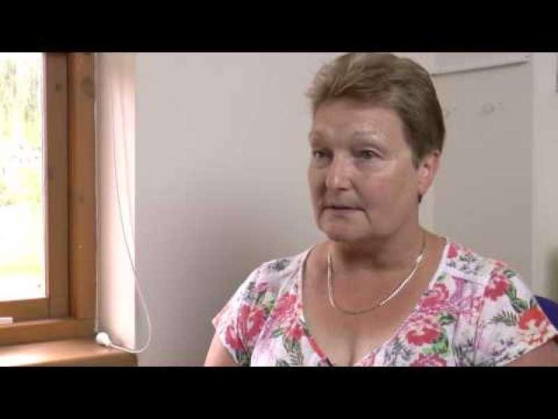 Oral Histories – Cynthia, Sobell Lodge