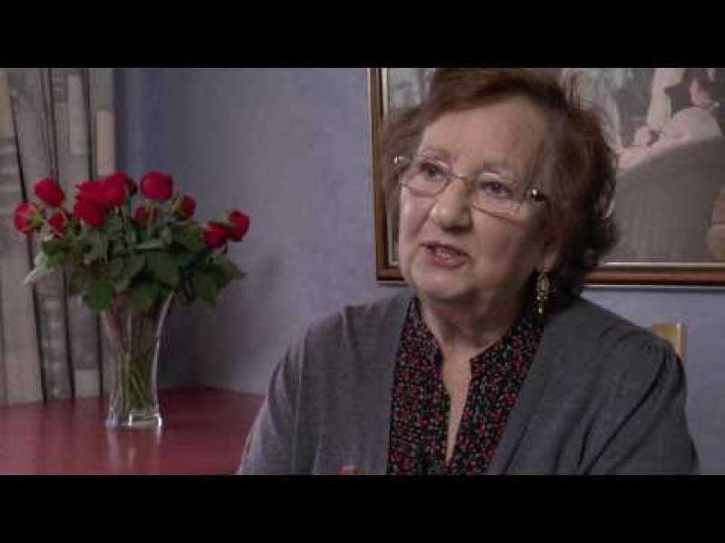Oral Histories – Beryl, St Cecilia's