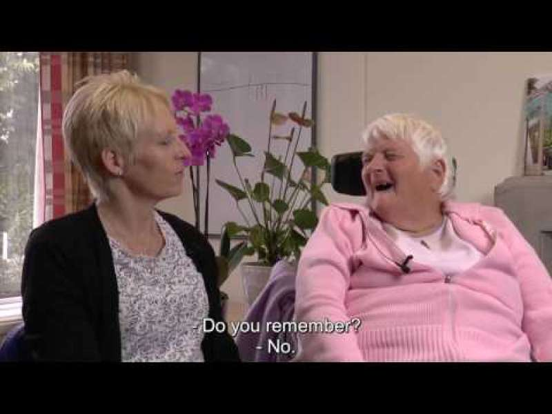 Oral Histories – Janet and Fiona, Heatherley