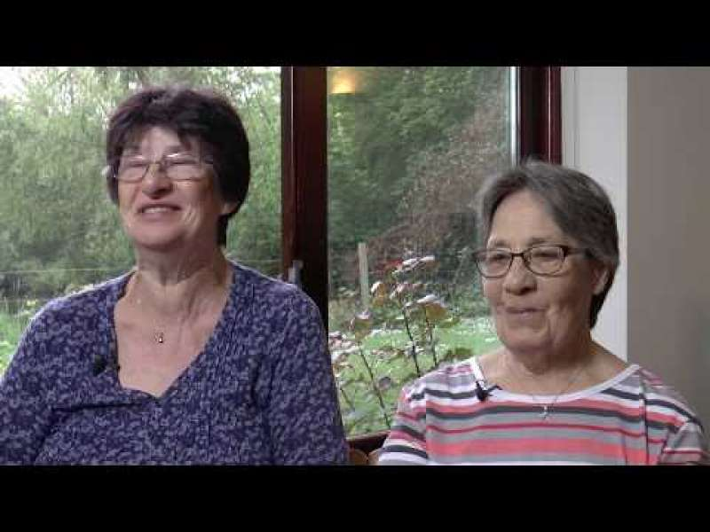Oral Histories – Christine and Jo, Alder House