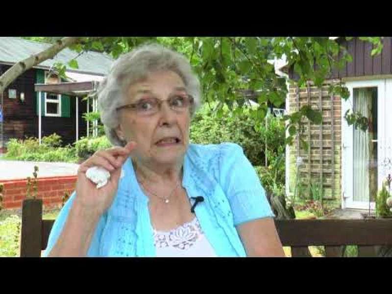 Oral Histories – Ev, Hydon Hill