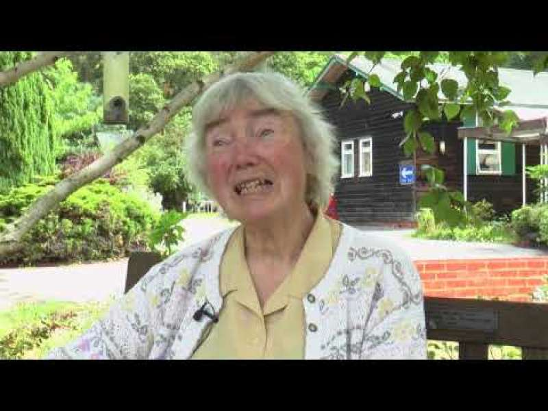 Oral Histories – Thelma, Hydon Hill