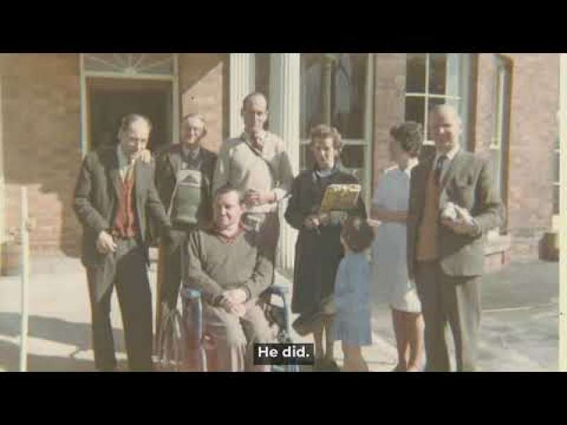Group Captain Leonard Cheshire Interview Part 2