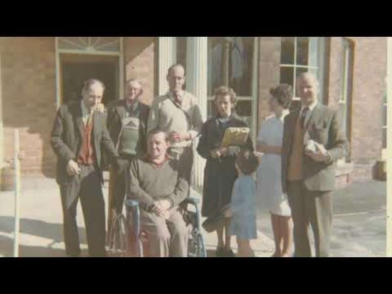 Group Captain Leonard Cheshire Interview Part 3
