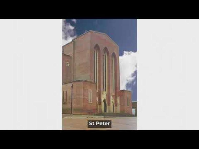 Sermon by Group Captain Cheshire, Guildford Cathedral