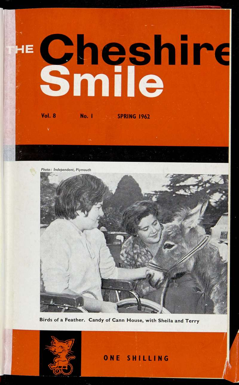 Cheshire Smile from 1962
