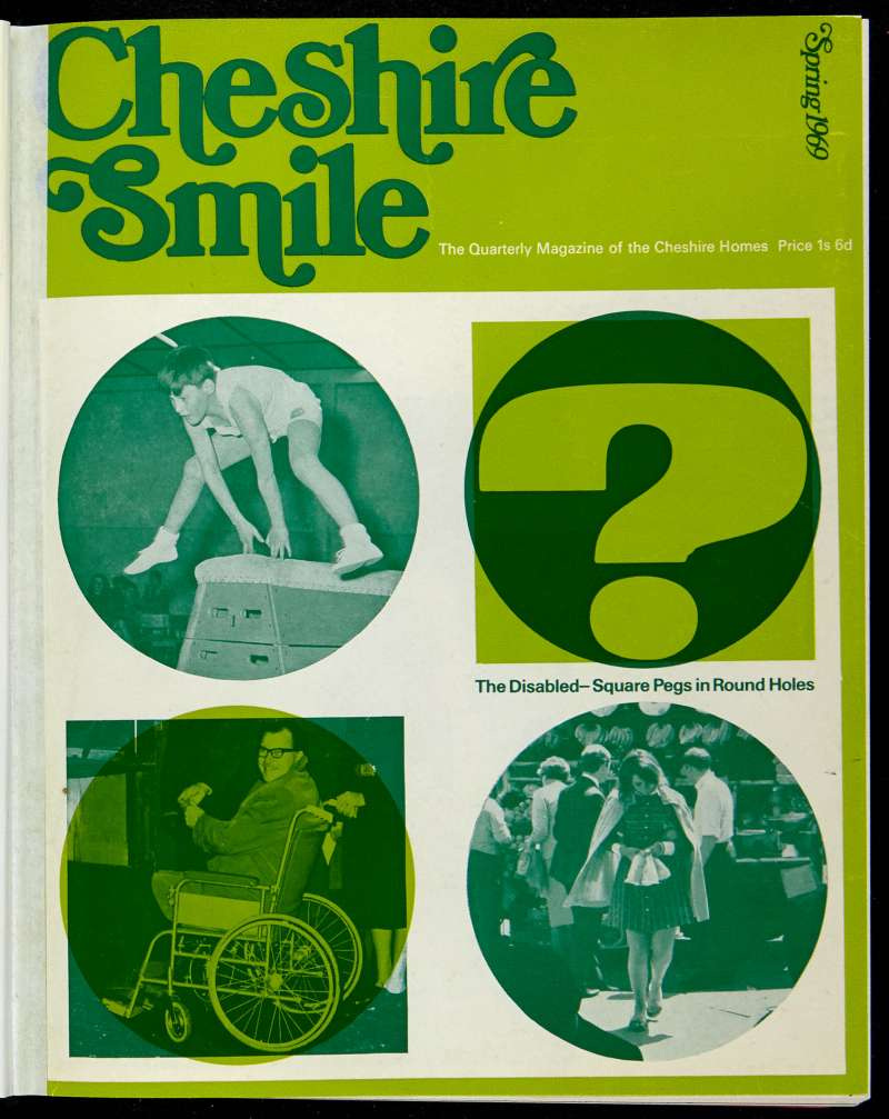 Cheshire Smile from 1969