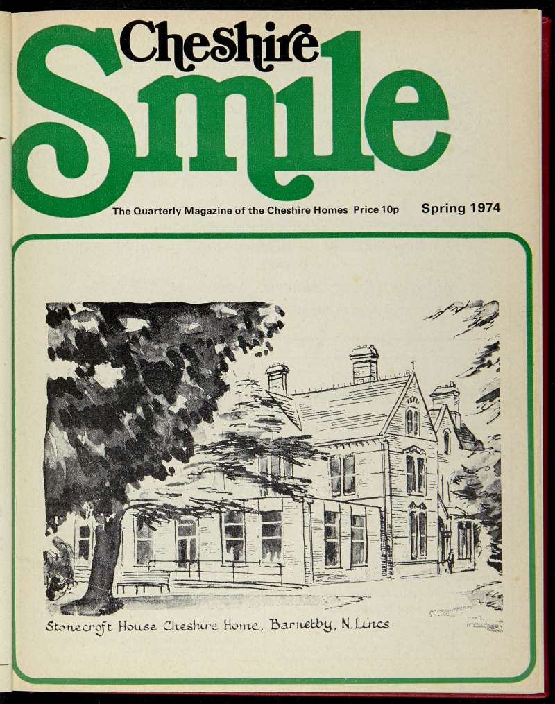 Cheshire Smile from 1974