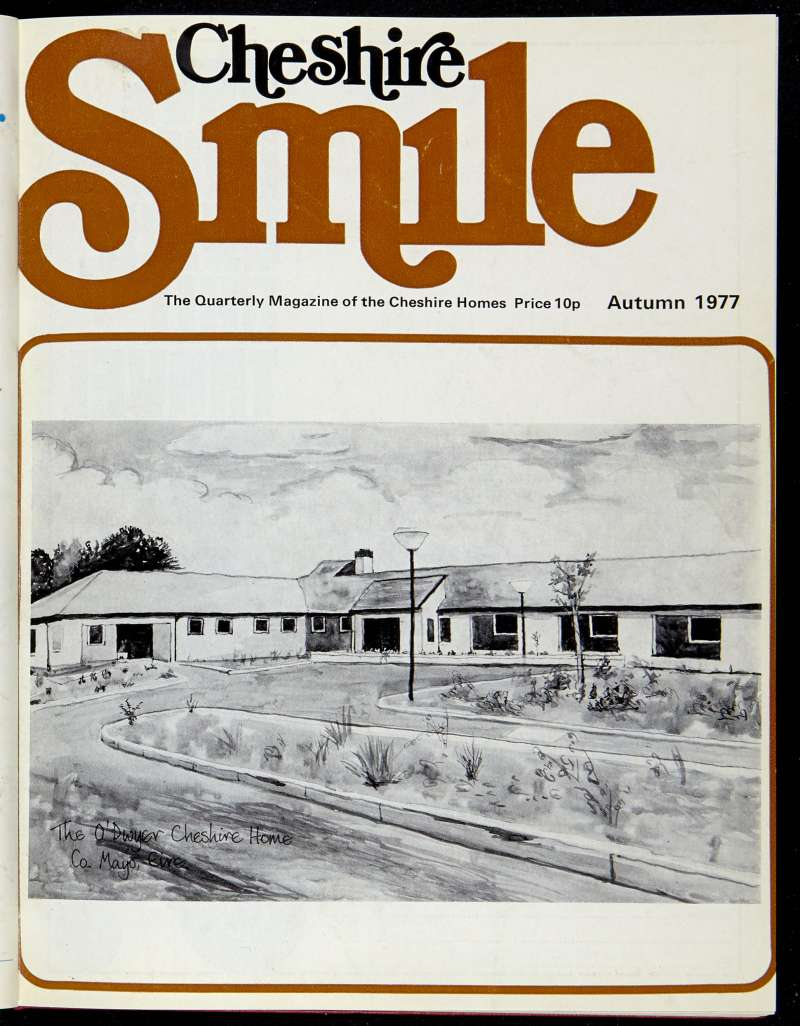 Cheshire Smile from 1977