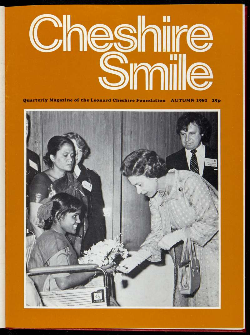 Cheshire Smile from 1981