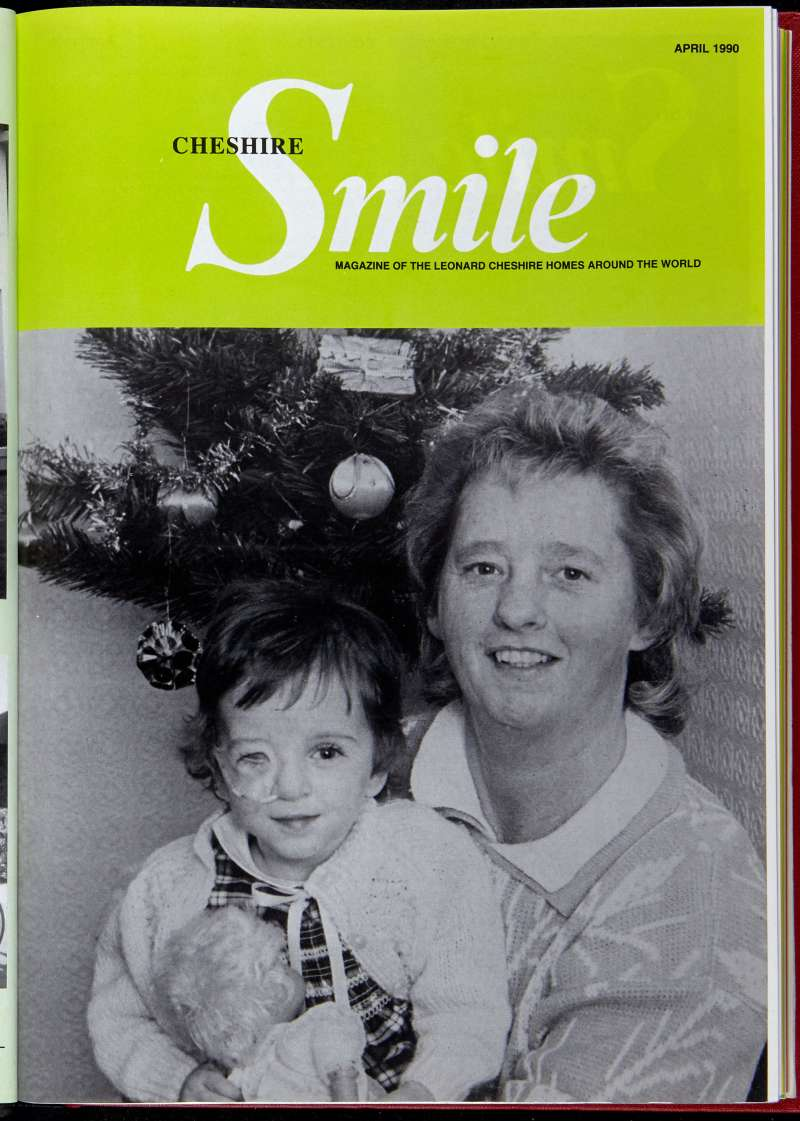 Cheshire Smile from 1990